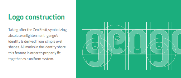 Gengo Logo Construction